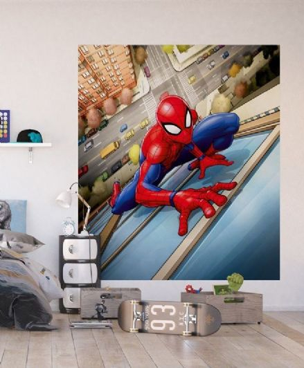 Marvel Premium wall mural Spider-man